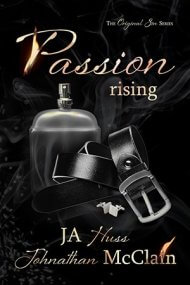 Passion Rising cover - (un)Conventional Bookviews - Weekend Wrap-up