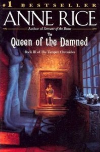 The Queen of the Damned - (un)Conventional Bookviews