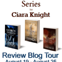Blogtour + Review: Battle For Souls series – Ciara Knight