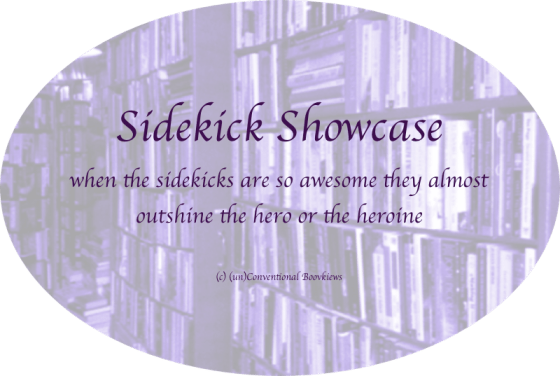 Sidekick Showcase - (un)Conventional Bookviews
