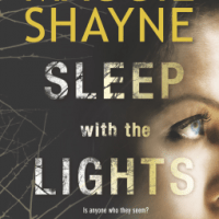 Review: Sleep With the Lights On (Brown and De Luca #1) – Maggie Shayne