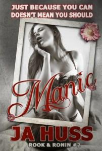 Manic cover - (un)Conventional Bookviews