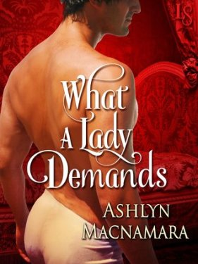 What a Lady Demands cover - (un)Conventional Bookviews