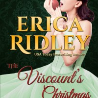Review: The Viscount's Christmas Temptation – Erica Ridley