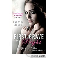 Review: First Grave on the Right – Darynda Jones