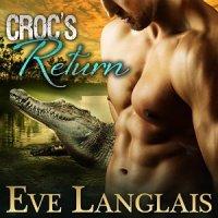 Audioreview: Croc's Return – Eve Langlais
