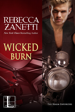 Review: Wicked Burn – Rebecca Zanetti