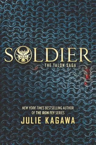 Review: Soldier – Julie Kagawa