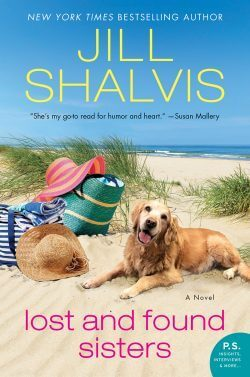 Review: Lost and Found Sisters – Jill Shalvis
