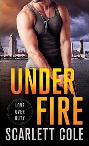 Review: Under Fire – Scarlett Cole