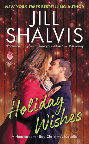 Review: Holiday Wishes – Jill Shalvis