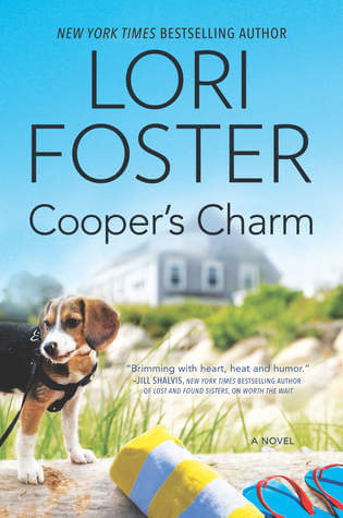Review: Cooper's Charm – Lori Foster