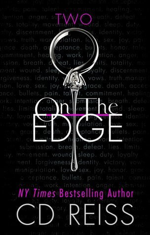 Blogger Wife Chat Review ~ On the Edge ~ CD Reiss