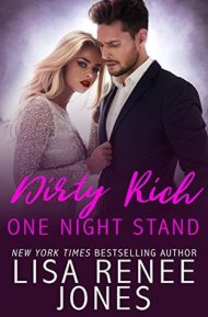 Dirty Rich One Night Stand cover - (un)Conventional Bookworms - Weekend Wrap-up