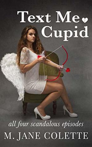 Online Launch Party & Blogger Wife Chat Review ~ Text Me, Cupid ~ M. Jane Colette #textmecupid #newrelease #holidayromance