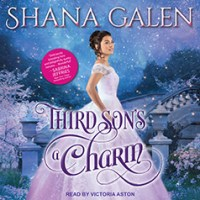 Audio Review ~ Third Son's a Charm ~ Shana Galen