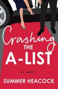 Crashing the A-list cover - (un)Conventional Bookworms - Weekend Wrap-up