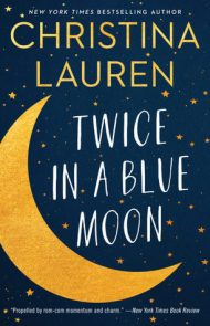 Twice in a Blue Moon cover - (un)Conventional Bookworms - Weekend Wrap-up