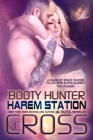 Blogger Wife New Release Chat Review ~ Booty Hunter ~ KC Cross (JA Huss)