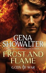 Frost and Flame cover - (un)Conventional Bookworms - Weekend Wrap-up