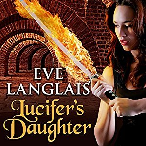 #OctobeRec Fest Review #4 ~ Lucifer's Daughter ~ Eve Langlais