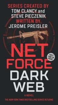 Net Force Dark Web cover - (un)Conventional Bookworms - Weekend Wrap-up