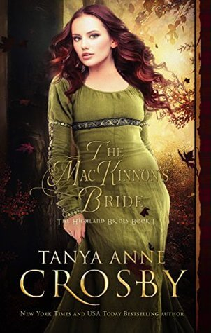 Review ~ The MacKinnon's Bride ~ Tanya Anne Crosby #COYER