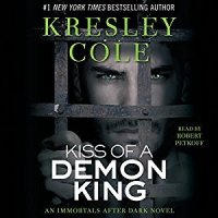 Audio Review ~ Kiss of a Demon King ~ Kresley Cole