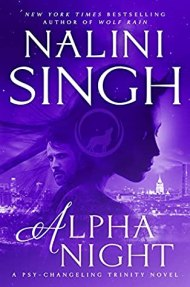 Alpha Night cover - (un)Conventional Bookworms - Weekend Wrap-up