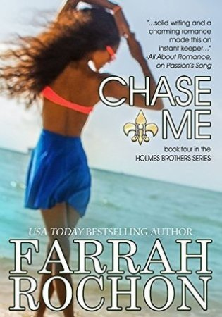 Chase Me cover - (un)Conventional Bookworms - Weekend Wrap-up