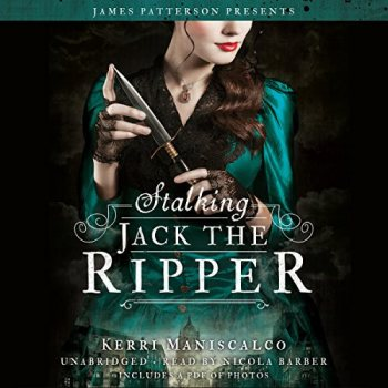 Stalking Jack the Ripper audiocover - (un)Conventional Bookworms - Weekend Wrap-up