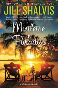 Mistletoe in Paradise cover - (un)Conventional Bookworms - Weekend Wrap-up