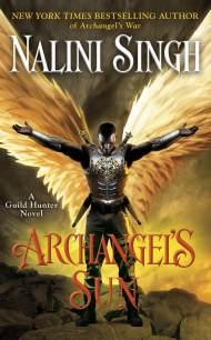 Review: Archangel's Sun – Nalini Singh