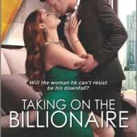 New Release Review ~ Taking on the Billionaire ~ Robin Covington
