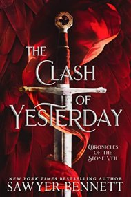The Clash of Yesterday cover - (un)Conventional Bookworms - Weekend Wrap-up