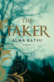 The Taker cover - (un)Conventional Bookworms - Weekend Wrap-up