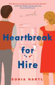 Heartbreak for Hire cover - (un)Conventional Bookworms - Weekend Wrap-up