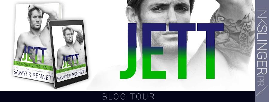 ARC Review : Jett - Sawyer Bennett