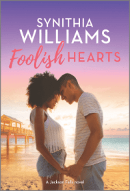 Foolish Hearts cover - (un)Conventional Bookworms - Weekend Wrap-up