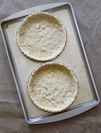 The Best Grain Free Pie Crust (Low Carb, GF, DF)