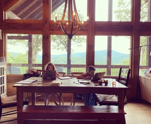 Willow Creek Vacation Rentals Blue Ridge. Georgia