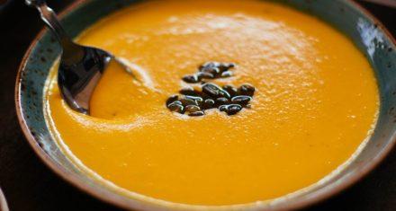 5 ingredient squash soup