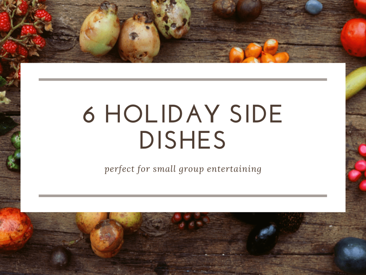 6 holiday side dishes