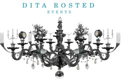Dita Rosted Logo