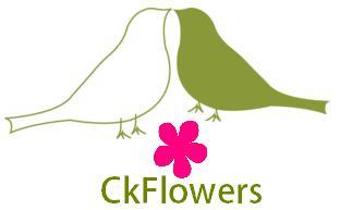 CK Flowers logo