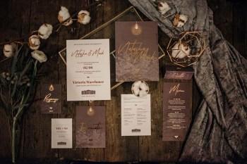 The Urban wedding company 6 - stationery - industrial - alternative - unconventinal