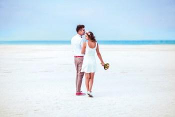 Buy Your Own Honeymoon - beach 1