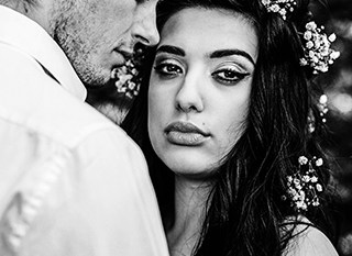Ed Brown Photography - wedding photographer - bride - wedding day - alternative wedding photography - unconventional wedding photographer