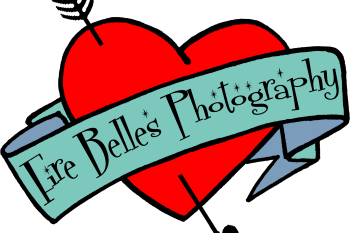 Fire belles photography logo