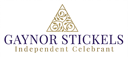 Gaynor Stickels celebrant - logo